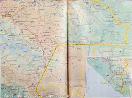 Mexico Road Map by Pocket Travel Atlas Mexico Itm U2013 Mapscompany