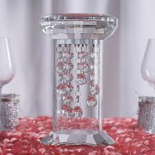 Crystal Vases For Centerpieces Crystal Candle Holders Wholesale Candle Holders Efavormart