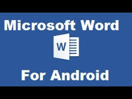 word for android how to install microsoft word for android