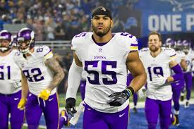 anthony barr argues aaron rodgers hit wasn t