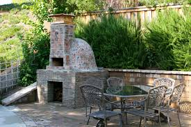 backyard wood fired pizza oven how to build backyard pizza oven