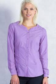 s blouse dryflylite blouse l s