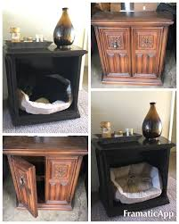 Diy End Table Dog Crate by 176 Best Pet Beds Images On Pinterest Pet Beds Dog Bed And Cat Beds