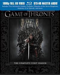 Game Of Thrones Amazon Com Game Of Thrones The Complete First Season Blu Ray
