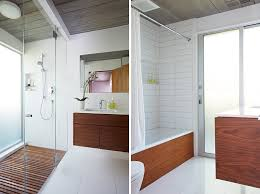 Modern Homes Bathrooms This Mid Century Modern Eichler House In California Got A