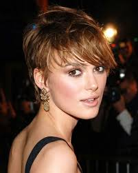 hairstyles for angular faces chic short hairstyles for modern women messy pixie haircut