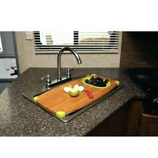 Kitchen Sink Covers Kitchen The Sink Cutting Board Rv Kitchen Sink Cutting