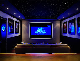 Home Theater Design Ideas Glamorous Home Theater Room Designs - Home theater design ideas