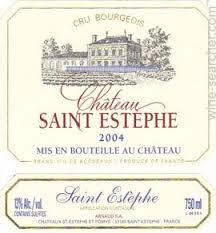 learn about st estephe bordeaux chateau estephe bordeaux prices