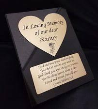 granite memorial plaque ebay