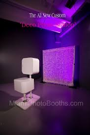 home decor wall paint color combination simple false ceiling the all new deco photo station from miami booths booth art sobe south florida interior