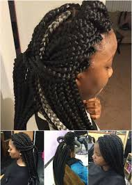 what kind hair use boxbraids braid hairstyles goddess beautiful what kind of hair for box braids