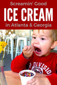 sensational screamin u0027 good ice cream in atlanta and georgia