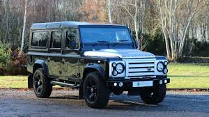 land rover overfinch land rover defender 110 overfinch