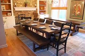 Rustic Dining Room Table White Home Design 81 Extraordinary Rustic Dining Room Tables