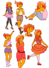 modern flame princess sketches by missyasylum on deviantart