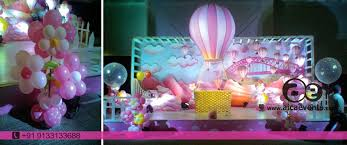 birthday stage decoration at home image inspiration of cake and