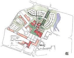 Building Site Plan Ecu Health Sciences Building