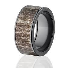 mens camo wedding bands mossy oak rings camo wedding bands black bottomland camo rings