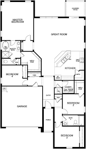 new homes floor plans plan 2127 modeled new home floor plan in orchard park by kb home