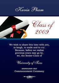 graduation invitation cards templates graduation announcements