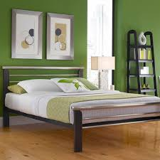 Iron Platform Bed Metal Bed Contemporary Platform Beds Atlanta By Iron Accents