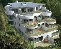 12 modern luxury home plans luxury modern courtyard house plan