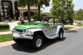 water jeep panther car boat