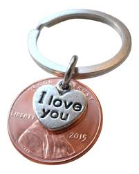 graduation keychain best i you heart charm layered 2015 keychain