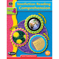 nonfiction reading comprehension grade 4 tcr3384 teacher