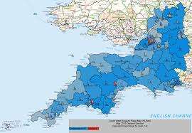 Bristol England Map by Uk Elect Uk General Election Forecast For South West England
