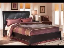ashley furniture platform bedroom set naomi platform bedroom set by ashley furniture youtube