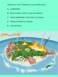 lord of the flies themes and messages smart exchange usa revising themes lord of the flies