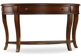 Slaters Furniture Modesto by Hooker Furniture Brookhaven Sofa Table With One Drawer Ahfa