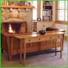 Hall Table Plans Arts And Crafts Sofa Table Plans Okaycreations Net