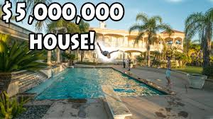 the 5 000 000 million dollar house pool party youtube the 5 000 000 million dollar house pool party