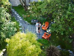garden design ideas with pebbles and pavers u2013 realestate com au