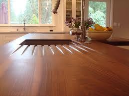 walnut modern kitchen decor dazzling walnut butcher block for kitchen furniture ideas