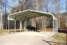 Car Carport Canopy Standard Two Car Double Carport Carport Com