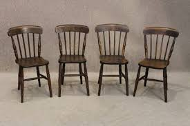 victorian kitchen furniture victorian kitchen chairs set of 4 antiques atlas