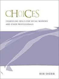 Social Work Counseling Skills List Bob Shebib Books List Of Books By Author Bob Shebib