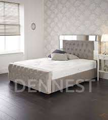 upholstered beds handmade in the uk