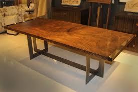 Walnut Dining Room Set Solid Walnut Dining Table Visionexchange Co