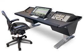 Building A Recording Studio Desk by Argosy Console Studio Furniture