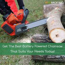 the 5 best battery powered chainsaws reviews u0026 ratings nov 2017