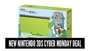 target black friday new nintendo 3ds super mario new nintendo 3ds cyber monday deal to buy now
