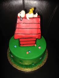 snoopy birthday cake cakecentral com