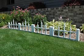 decorative garden fence ideas home outdoor decoration