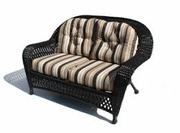wicker outdoor sofa wicker outdoor group montauk wicker paradise