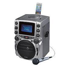 karaoke u0026 music players karaoke machines u0026 accessories sears
